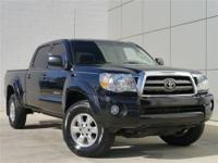 FUEL EFFICIENT 21 MPG Hwy/17 MPG City! PreRunner trim,