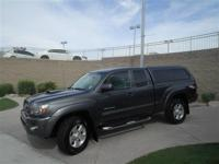 The Toyota Tacoma is one of the most sought after used