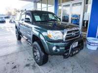 Clean Carfax 4x4 Lifted Truck with a Matching Canopy!