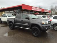 ONLY 64,096 Miles! Tacoma trim. CD Player, iPod/MP3