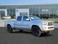 Tacoma trim, SILVER STREAK MICA exterior. PRICE DROP