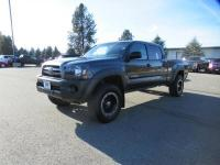 Introducing the 2010 Toyota Tacoma! This spectacularly