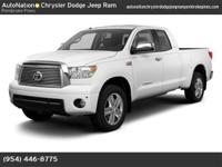 This Toyota Tundra 2WD Truck is one of several