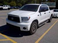 CARFAX 1-Owner. Tundra trim. Auxiliary Audio Input, CD