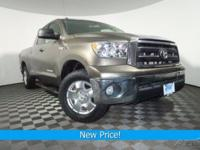 New Price! 4D Double Cab, i-Force 5.7L V8 DOHC, 4WD,