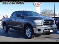 This Brown 2010 Toyota Tundra comes with Beige Cloth