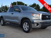 You're looking at a 2010 Toyota Tundra Grade in