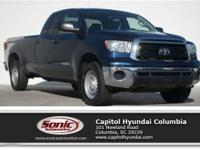 Hard-working Tundra at a price that can't be beat! This