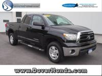 Carfax 1 Owner! Accident Free! 2010 Toyota Tundra Grade