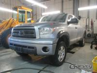 This 2010 Toyota Tundra is offered as a Double Cab.