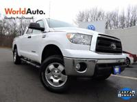 4x4. TRD Off Road Package. Get Hooked On World