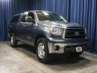 Clean Carfax Two Owner 4x4 Truck with Canopy!  Options: