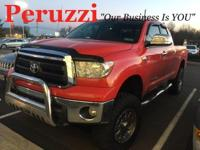 Short Bed! 4X4! This 2010 Tundra is for Toyota fans