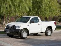 2010 Toyota Tundra Grade 4WD 6-Speed Automatic