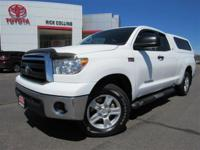 Four wheel drive and 5.7 V-8 engine!! This 2010 Toyota