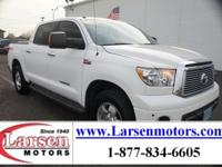 Low Miles**Like New Condition**White 2010 Toyota Tundra