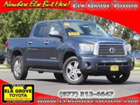 Options:  2010 Toyota Tundra Limited|||97656 Miles|Vin: