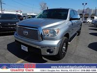 This tip-top Tundra will have you excited to drive to