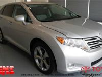 Fully Detailed, Safety Inspected by Evans Toyota,