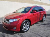 CHECK OUT THIS SUPER SPACIOUS 4-dr 2010 TOYOTA VENZA