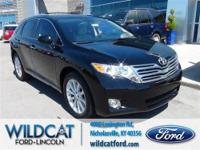 2010 TOYOTA VENZA 4DR WGN JUST LIKE