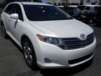 JUST TRADED IN! This 2010 Toyota Venza is currently