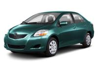 2010 Toyota Yaris Our Location is: AutoNation Ford
