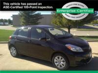 2010 TOYOTA Yaris Hatchback HATCHBACK 2 DOOR Our