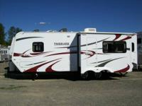 2010 Trailblazer travel trailer by Komfort...25