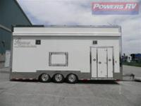 Stock # P12323 Type New Year 2010 Class Trailers