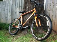 "This is a 2010 Trek 3-Series bike with a 21"" frame. I"