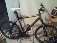 Trek 4500. excellent condition . 21 inch . recently