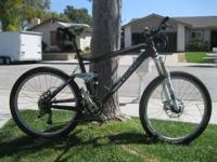2010 Trek Fuel EX9 in excellent condition. Cost $3,000