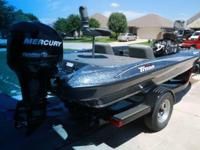 2010 Triton 18 Explorer Boat is located in