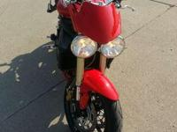 Make:TriumphMileage:5,779 MiYear:2010Condition:Used 1