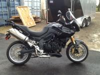 2010 Triumph Tiger ABS Low Mile Tiger ABS What a great