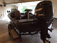 2010Tuffy X-190Esox Deep-V Multi species watercraft.