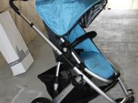 UPPAbaby Vista Stroller Bought May 2011 at Buy Buy