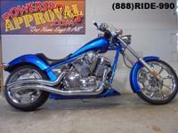 2010 Used Honda Fury 1300 c.c. Motorcycle all chromed
