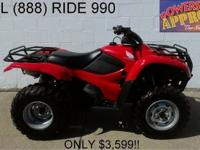 2010 used Honda Rancher 4X4 420 ATV for sale - Honda's