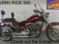 2010 used Yamaha Raider 1900 cc motorcycle for sale