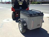2010 Utility HYBRID TOW BEHIND YOUR MOTORCYCLE UTV OR