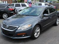 This 2010 Volkswagen CC Luxury is proudly offered by
