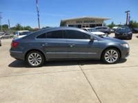 Snatch a steal on this 2010 Volkswagen CC Sport before