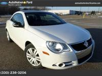 2010 Volkswagen Eos Our Location is: AutoNation Ford