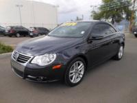 This 2010 Volkswagen Eos LUX might be the one you've