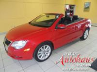 2010 Volkswagen Eos Coupe Komfort Our Location is: Vin