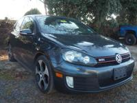 GOLF GTI! 6 SPEED MANUAL! TURBOCHARGED MOTOR! AWESOME