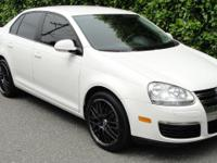 New Price! Clean CARFAX. Candy White 2010 Volkswagen
