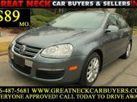 CLEAN CARFAX/LEATHER/SUNROOF. The 2010 Volkswagen Jetta